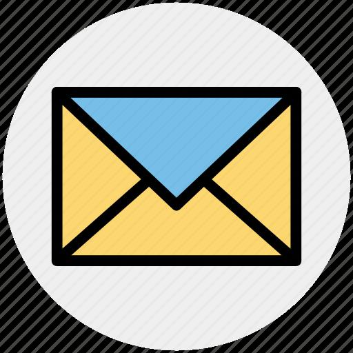 Email, envelope, inbox, letter, mail, message icon - Download on Iconfinder