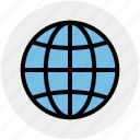 earth, globe, world, world globe, worldwide icon