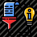 analysis, analytics, data, extraction, idea, information, management