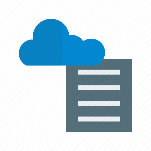 analysis, cloud, communication, connection, reporting, server, technology icon