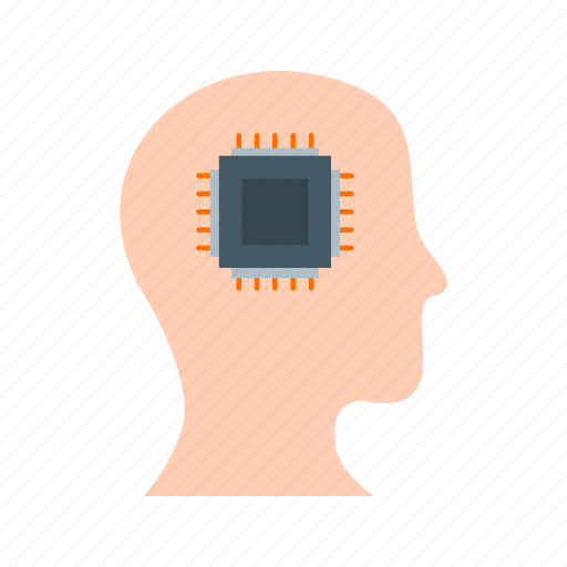 Figures, intelligence, machine, network, perception, system, technology icon - Download on Iconfinder