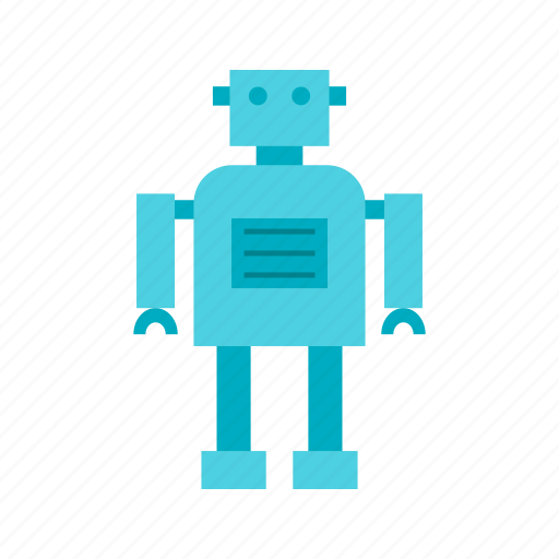 automatic, programming, robot, robotic, science, software, technology icon