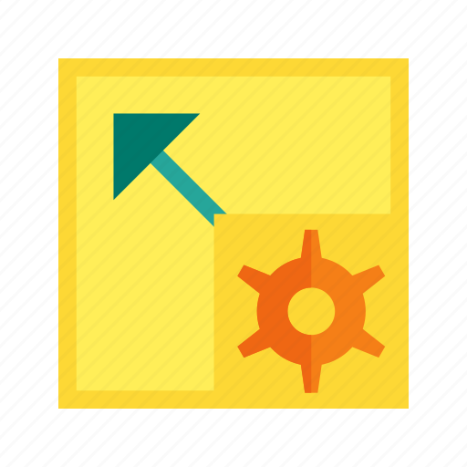 data, draw, graphic, grid, outline, scalable, system icon