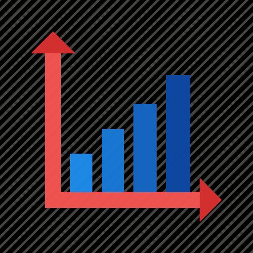 analysis, analytics, business, data, financial, graph, statistics icon