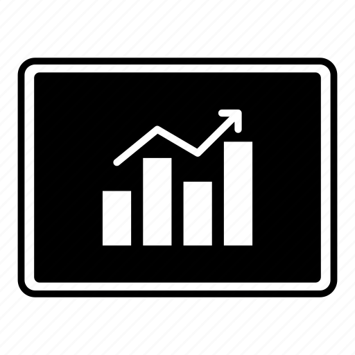 analytics, bar graph, chart, data, report, statistics icon