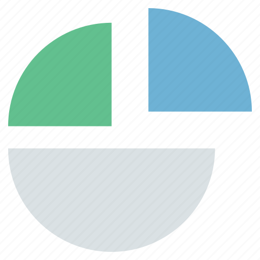 circle chart, gaining market share, pe statistics, pie chart, pie chart horses icon