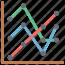 analysis, analytics, chart, diagram, graph, pulse chart