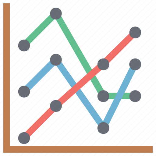 analysis, analytics, chart, diagram, graph, pulse chart icon