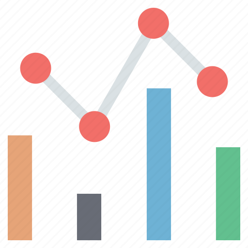 analytics, bar chart, business chart, chart with high arrow, graph, report chart icon