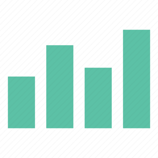 analytics, bar chart, chart, data, diagram, report, statistics icon