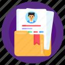 my files, cv folder, cv archive, documents folder, resume folder