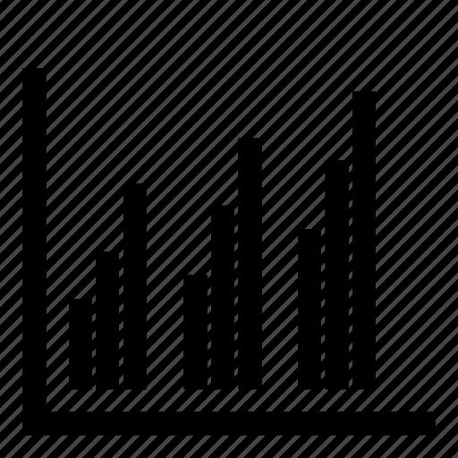 chart, data, graph, histogram, statistics icon