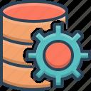 data, database, server, setting