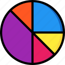 chart, data, graph, pie, statistics, stats icon