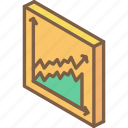 graph, growth, iso, isometric, tile