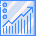 chart, data, graph, growth, line, statistics, stats icon