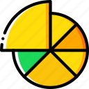 chart, data, graph, pie, statistics, stats icon