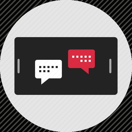 data, digital, nano, sms, sprint, technology, verizon icon