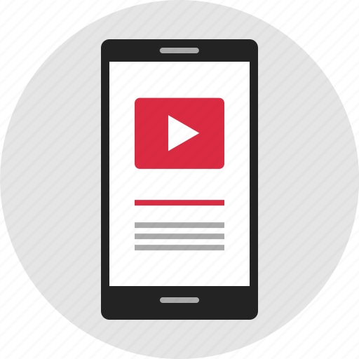 data, digital, nano, play, playlist, technology, youtube icon