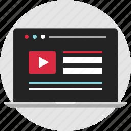 data, digital, nano, playlist, technology, view, youtube icon