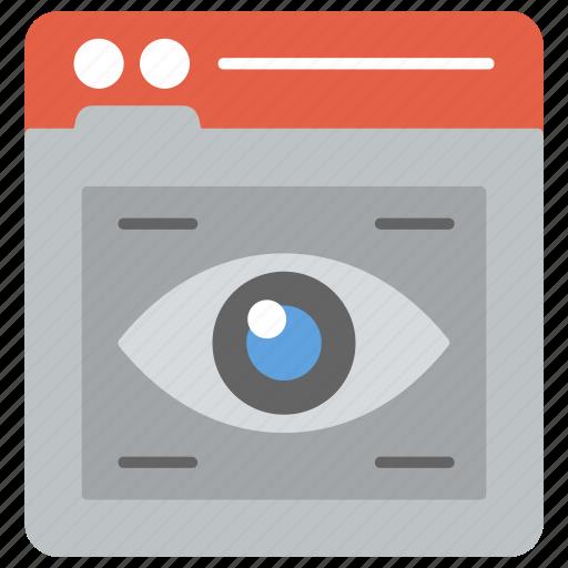 internet marketing, online presence, online visibility, seo, web visibility icon