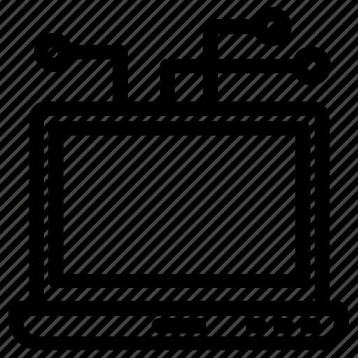 client-server, computer network, computer network diagram, network server, server computing icon