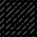 binary file, computer file, computer file format, non-text file, programming file icon