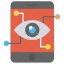 internet monitoring, mobile network eye, mobile network monitoring, mobile network monitoring app, mobile network performance icon