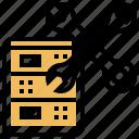 configuration, control, maintenance, repair, setting
