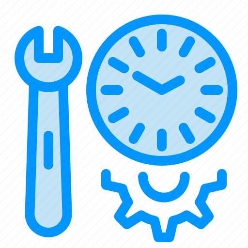 Clock, options, preferences, settings, tools icon - Download on Iconfinder