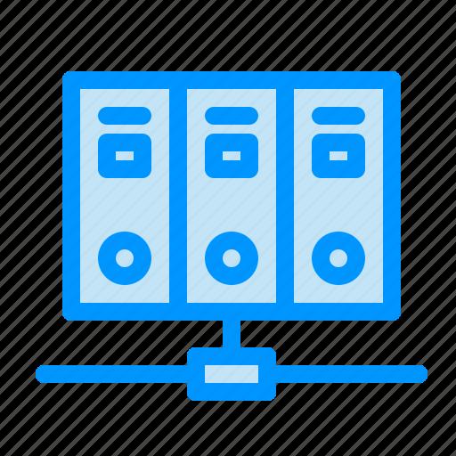Computer, database, mainframe, server icon - Download on Iconfinder