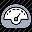 fast, fast processing, meter, processing, processing speed, speed, speedometer icon