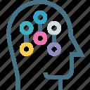 analytics, brain, data, idea, innovative, intelligent, robotic