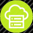 cloud, data science, database, network, server, storage