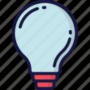bulb, data science, idea, light, smart, think
