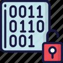 binary, data, data science, decrypt, lock, numbers