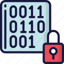 binary, data, data science, encrypt, numbers, unlock