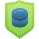 data, data science, protected, safe, secure, storage icon