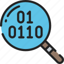 binary, data, data science, research, scientific, search