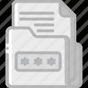 data, document, password, security, secure