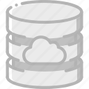 cloud, data, database, security, secure