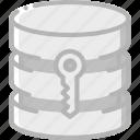 data, database, key, security, secure