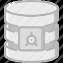 data, database, safe, security, secure