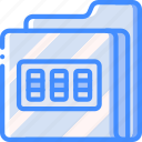 combination, data, folder, lock, secure, security icon