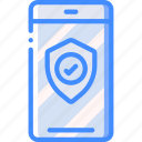 phone, security, data, shield, secure
