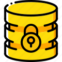 data, database, lock, security, secure