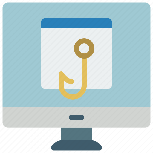 data, desktop, hook, secure, security icon