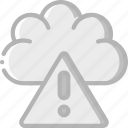 cloud, data, security, warning, secure