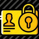 data, lock, security, user, secure