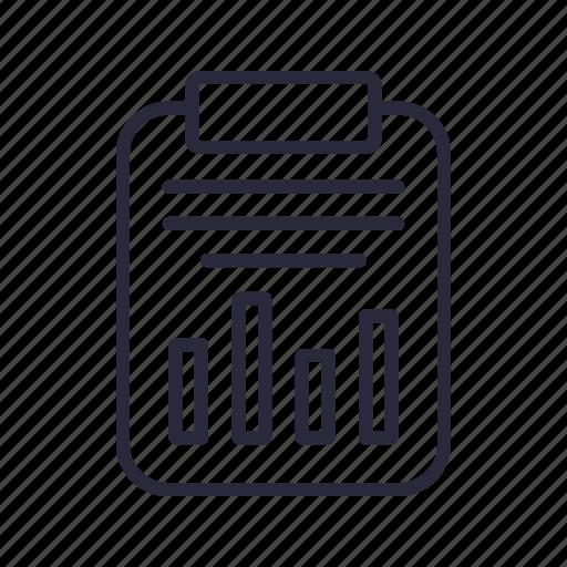 Analytics, document, extension icon - Download on Iconfinder